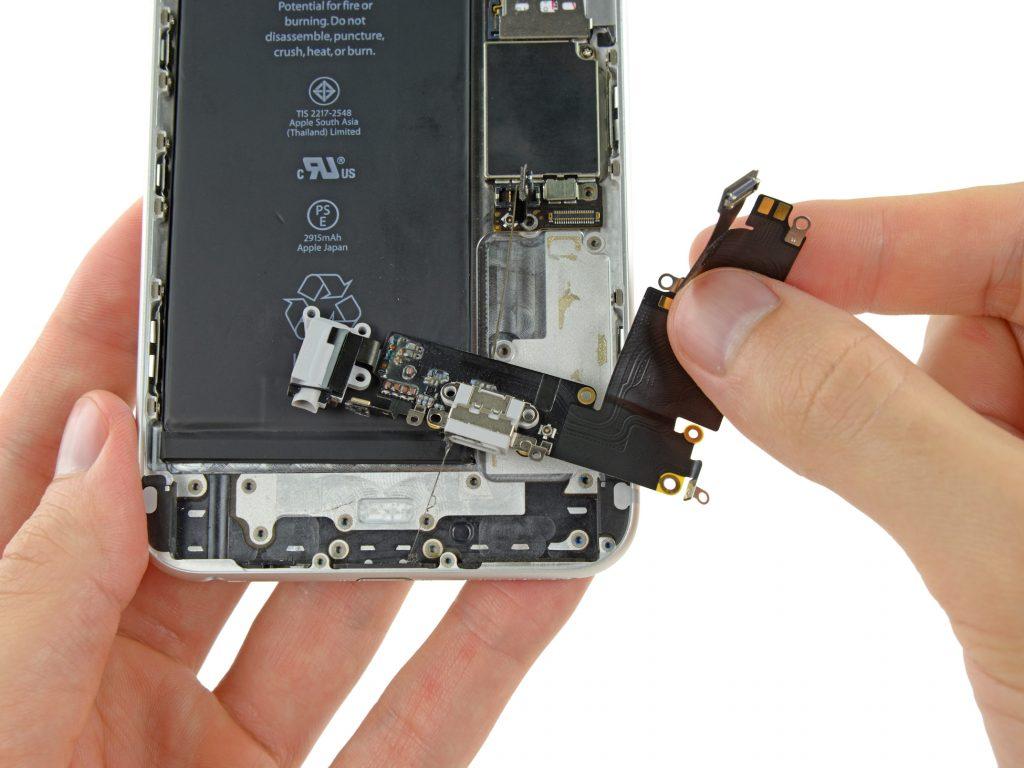 Замена USB порта