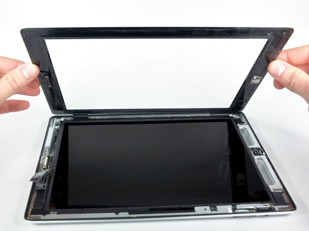Экраны iPad