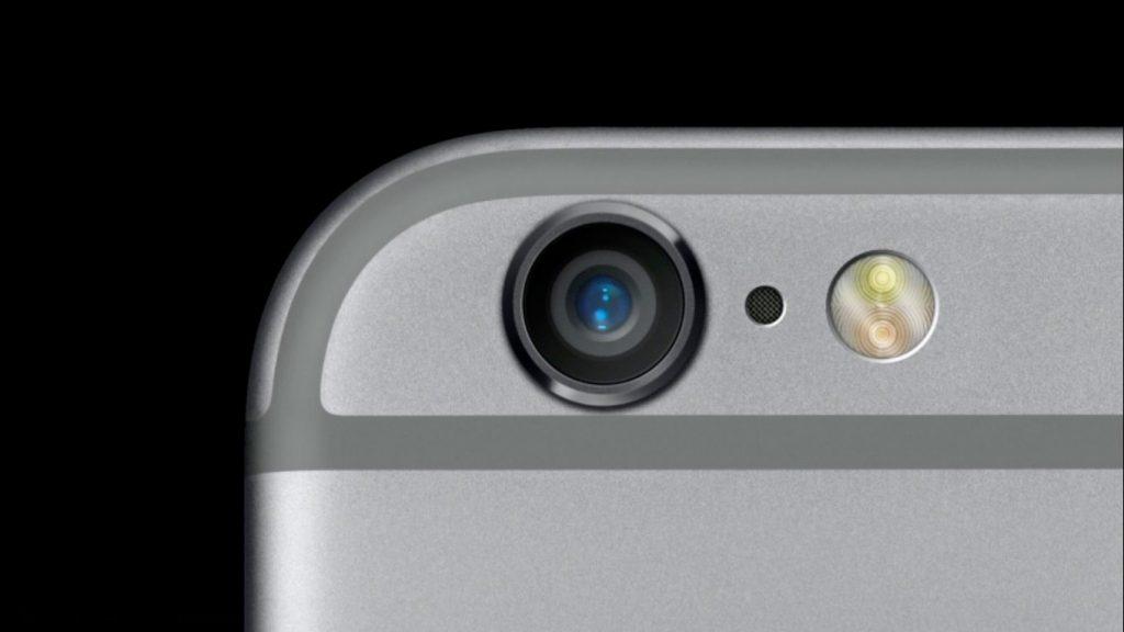 Ремонт камеры iPhone