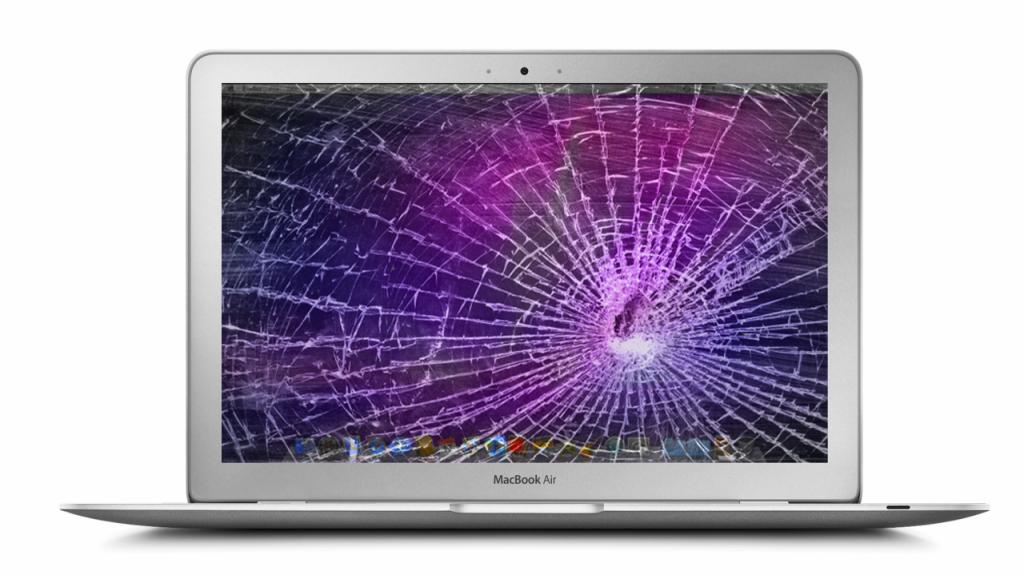 Замена разбитого экрана